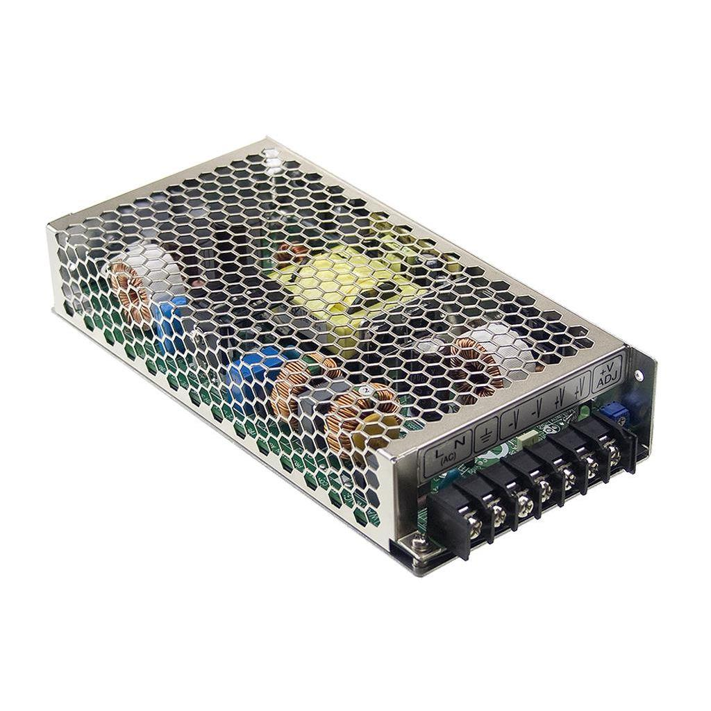 Mean Well HRP-200-12 AC/DC Box Type - Enclosed 12V 16A Power Supply