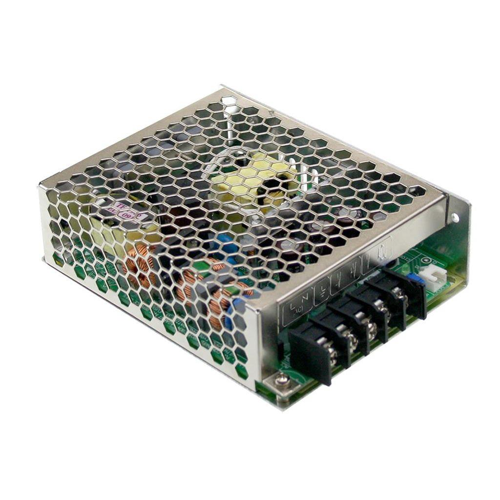 Mean Well HRP-75-3.3 AC/DC Box Type - Enclosed 3.3V 15A Power Supply