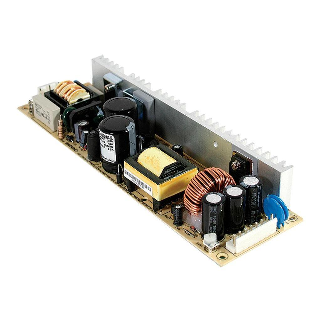 Mean Well LPS-100-27 AC/DC Open Frame - PCB 27V 3.8A Power Supply