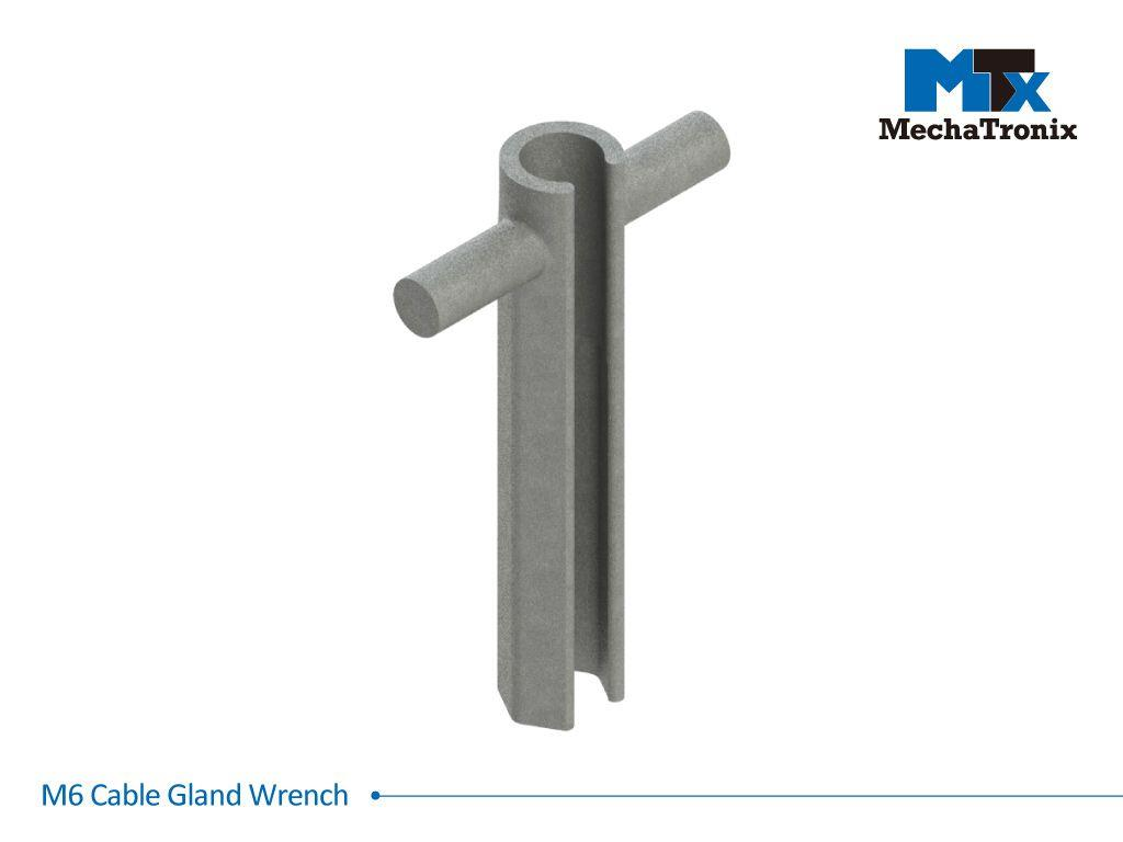 Mechatronix M6 CABLE GLAND WRENCH M6 Cable Gland Wrench