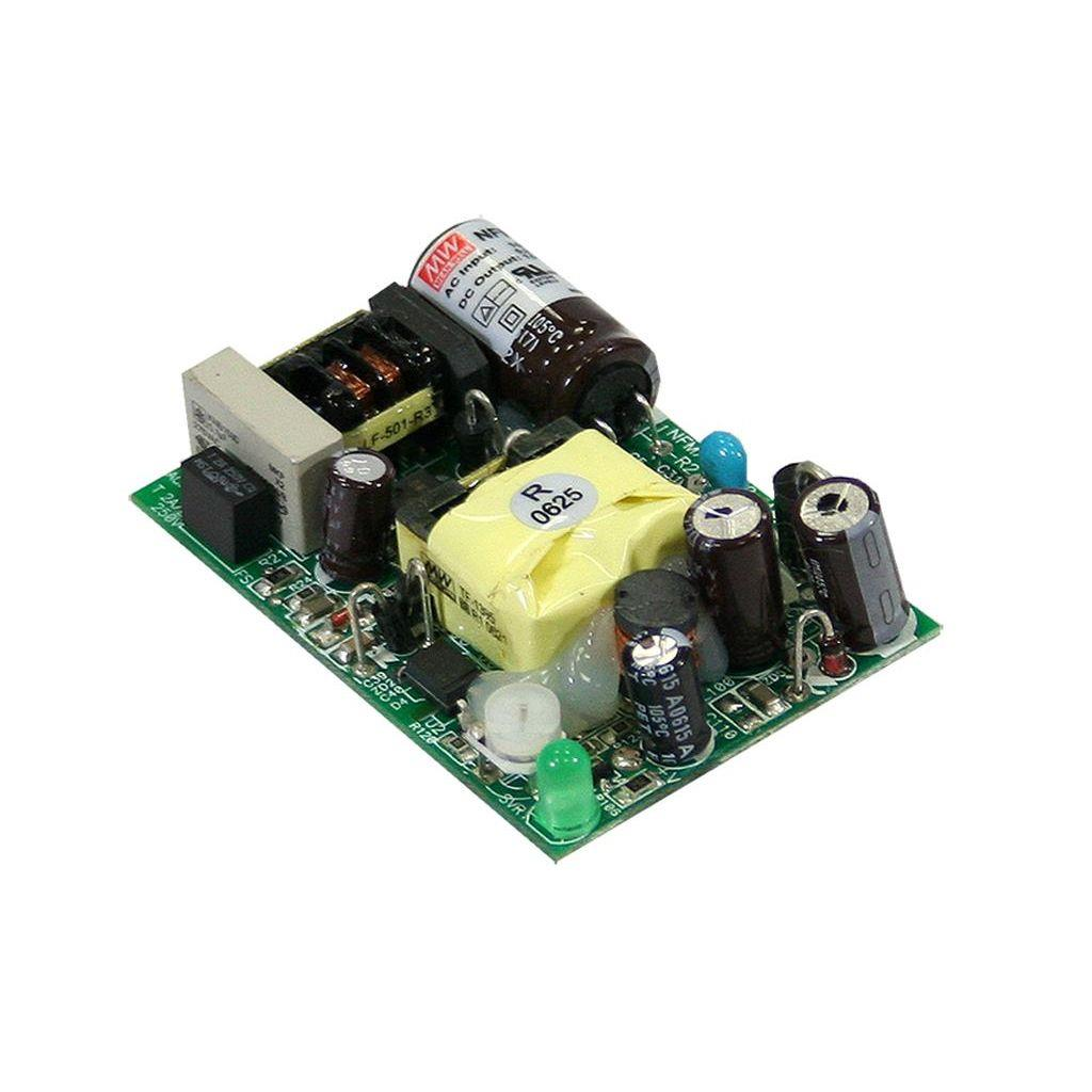 Mean Well NFM-10-12 AC/DC Open Frame - PCB 12V 0.85A Power Supply