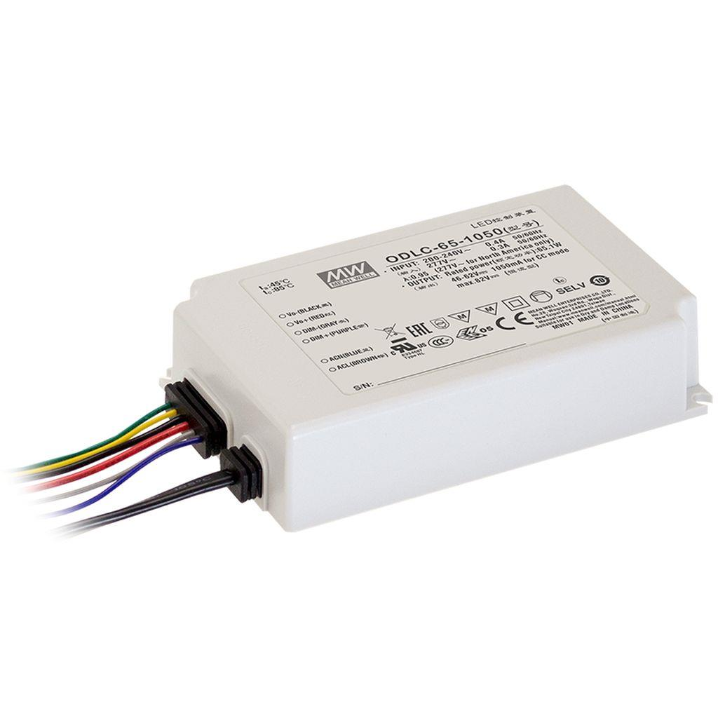 Mean Well AC/DC C.C Box Type - Enclosed 46V 1.4A LED Driver