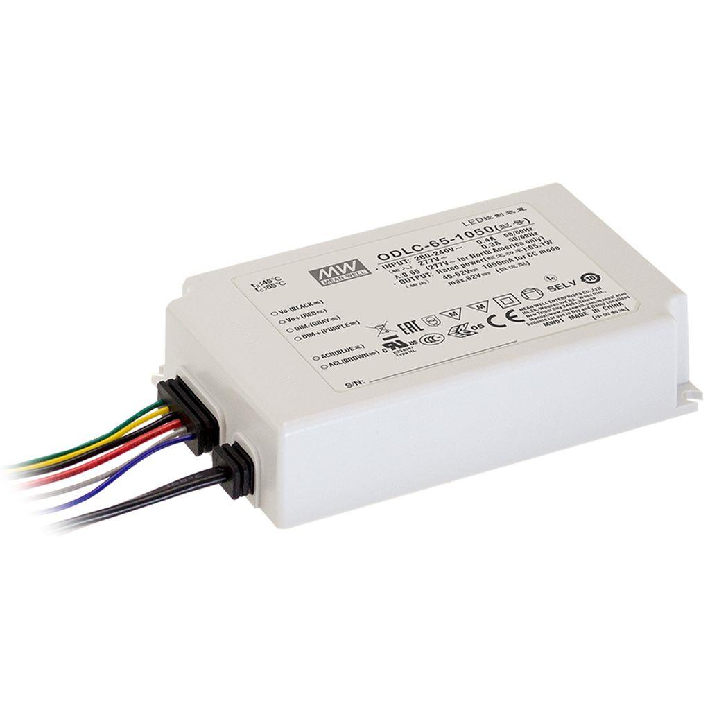 Mean Well AC/DC C.C Box Type - Enclosed 36V 1.75A LED Driver