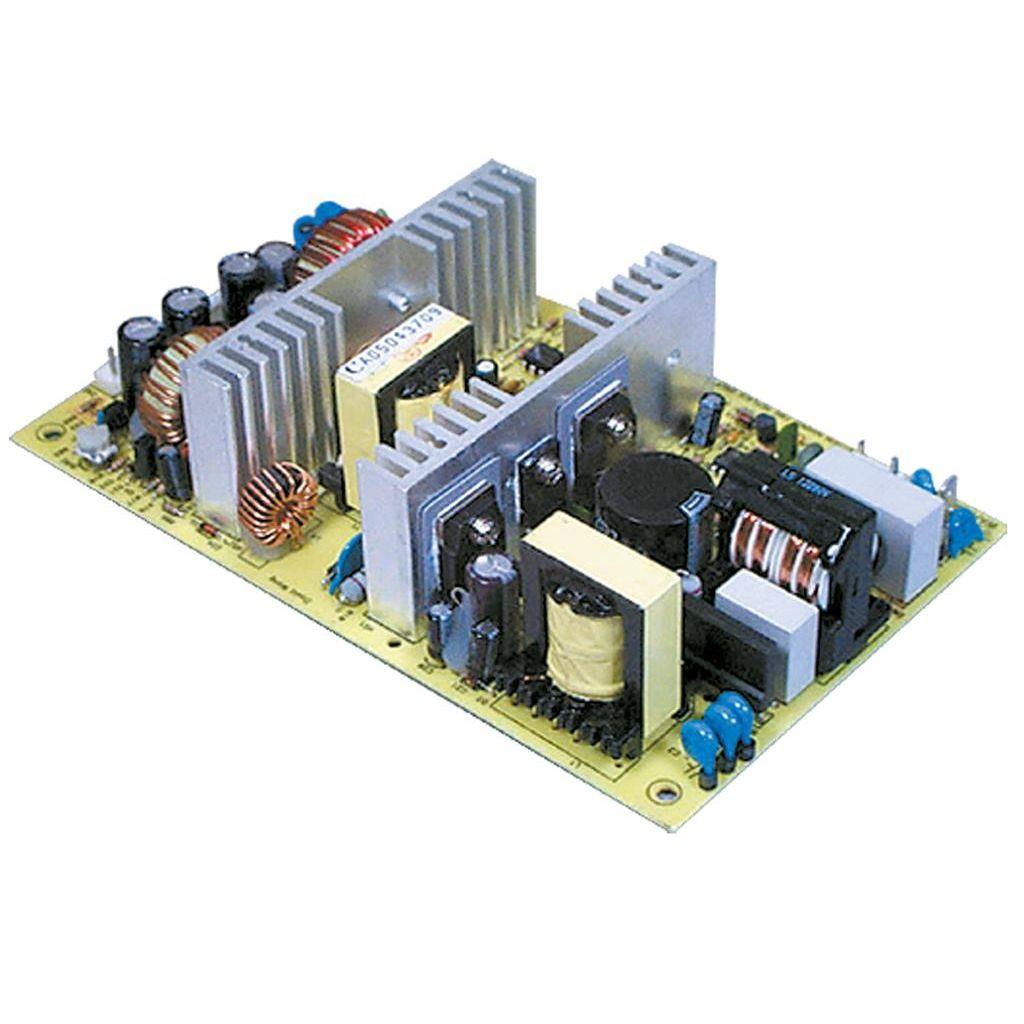 Mean Well PPQ-100B AC/DC Open Frame - PCB -5V 15A Power Supply