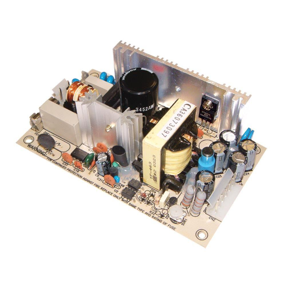 Mean Well PS-65-5 AC/DC Open Frame - PCB 5V 12A Power Supply
