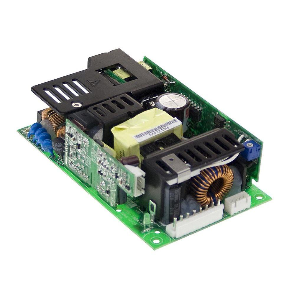 Mean Well RPS-160-24 AC/DC Open Frame - PCB 24V 6.5A Power Supply