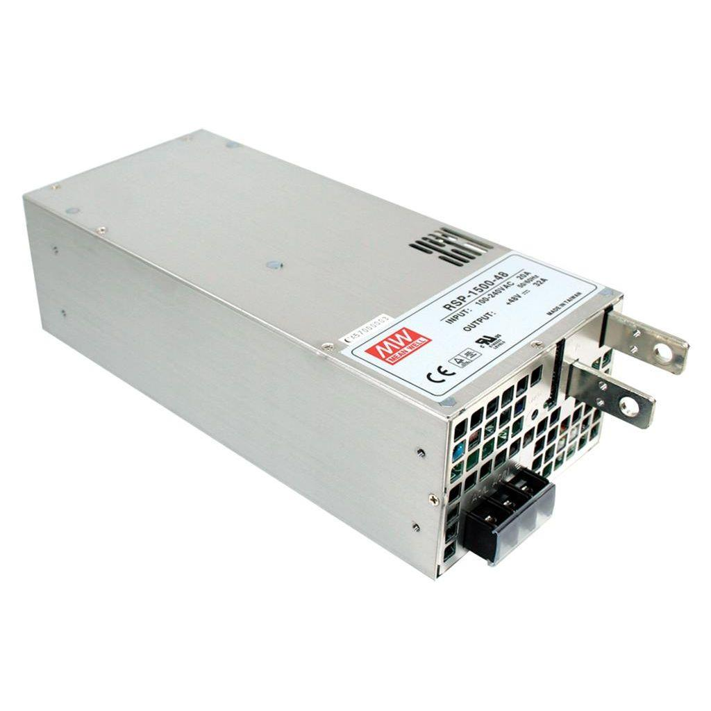 Mean Well RSP-1500-27 AC/DC Box Type - Enclosed 27V 56A Power Supply