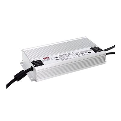 Mean Well HVGC-650A-M-D2 AC/DC Box Type - Enclosed 155V 5.25A  LED Driver