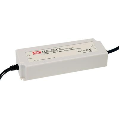 Mean Well LPC-150-2100 AC/DC C.C. Box Type - Enclosed 72V 2.1A Single output LED driver
