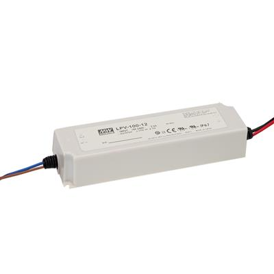 Mean Well LPV-100-36 AC/DC C.V. Box Type - Enclosed 36V 2.8A Single output LED driver