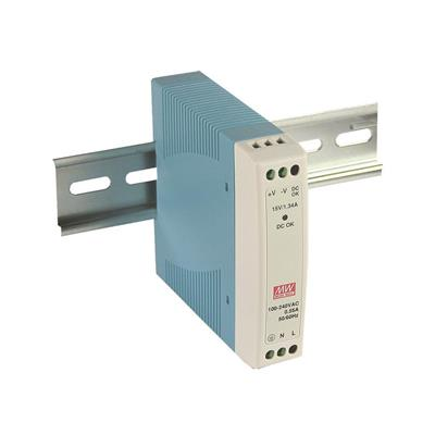Mean Well MDR-10-5 AC/DC DIN Rail 5V 2A Power Supply