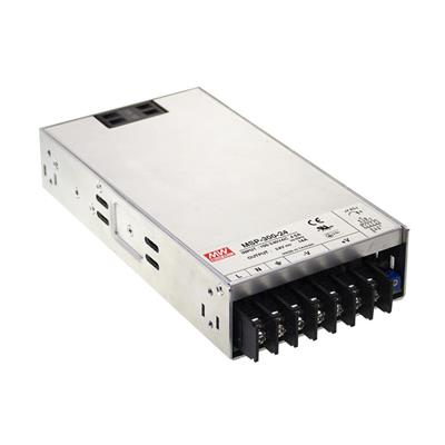 Mean Well MSP-300-15 AC/DC Box Type - Enclosed 15V 22A Power Supply