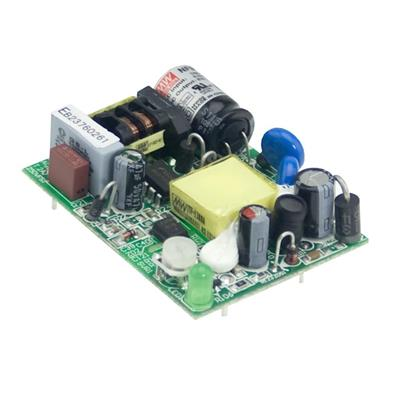 Mean Well NFM-05-15 AC/DC Open Frame - PCB  15V 0.33A Power Supply