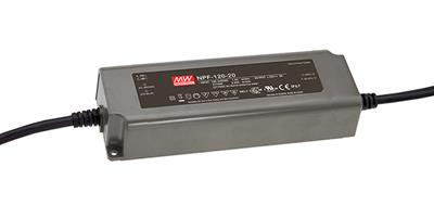Mean Well NPF-120-42 AC/DC C.V. C.C. Box Type - Enclosed 42V 2.9A Single output LED driver