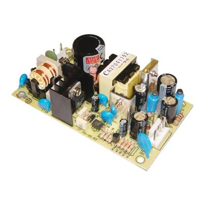 Mean Well PD-25B AC/DC Open Frame - PCB 5V 2A Power Supply