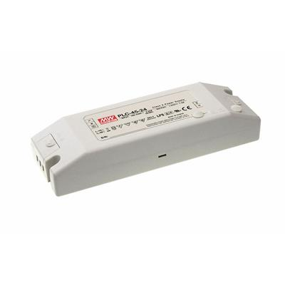 Mean Well PLC-45-15 AC/DC C.C. Box Type - Enclosed 15V 3A Single output LED driver