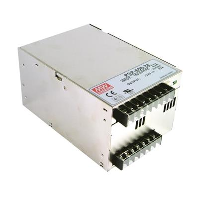 Mean Well PSP-600-12 AC/DC Box Type - Enclosed 12V 50A Power Supply