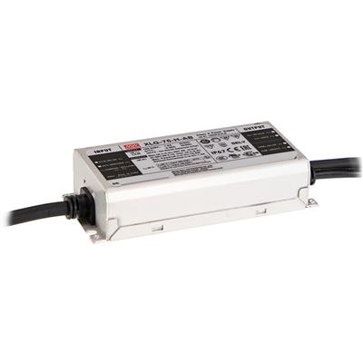 Mean Well XLG-75-12-A AC/DC Box Type - Enclosed 12V 5A LED Driver